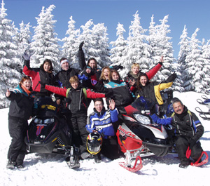 photo groupe organisé canada