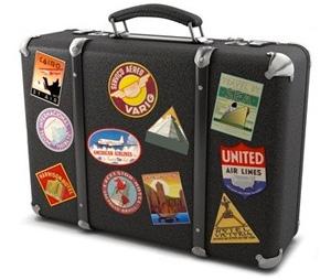 faire sa valise et bagage pour un voyage au canada. Black Bedroom Furniture Sets. Home Design Ideas