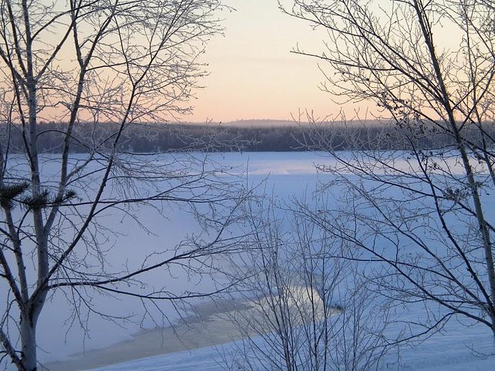 Lac toro au Canada / Québec