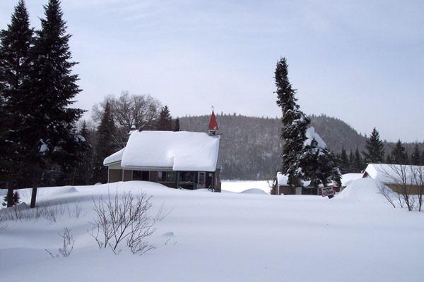 Chalet Quebec