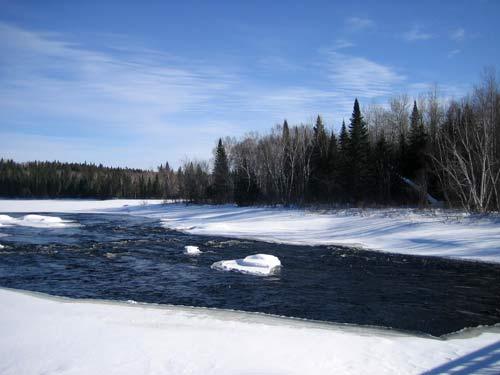 rivière Canada