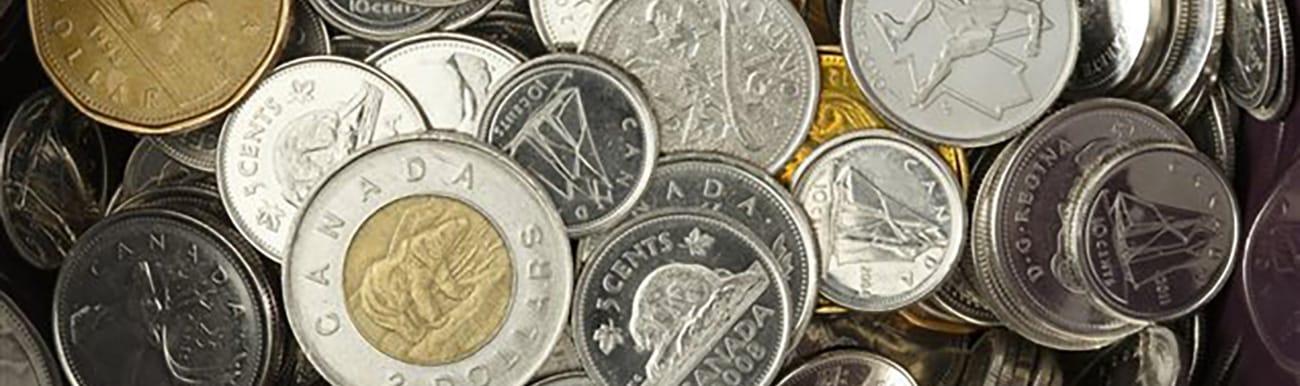 dollar monnaie canada