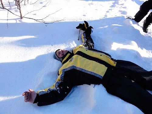 guides aiment neige