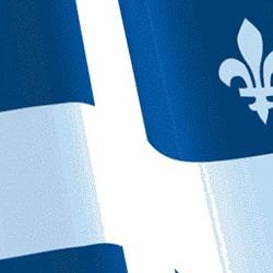 drapeau quebec
