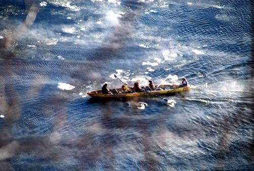 canoe st laurent