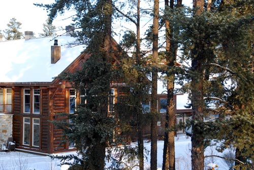 chalet quebecois