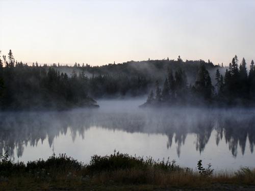 lac des ténèbres