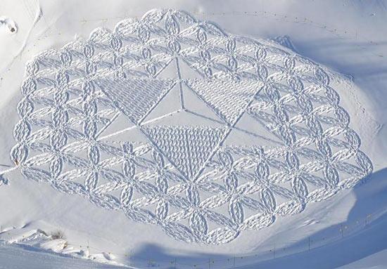 neige art