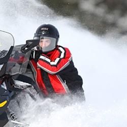 circuit motoneige hors pistes au canada