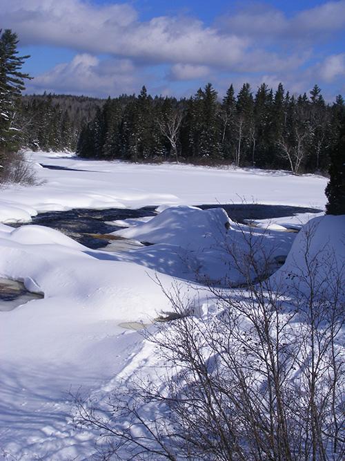 riviere gelee quebec