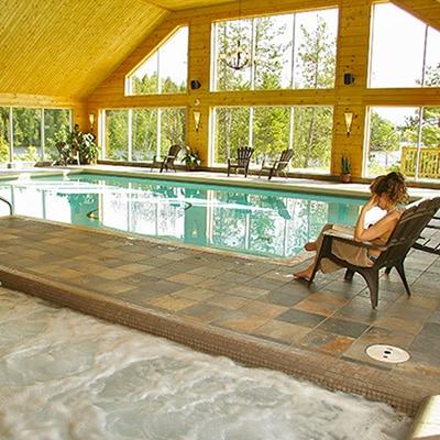 hotel piscine quebec