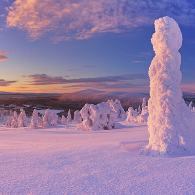 froid hiver canada