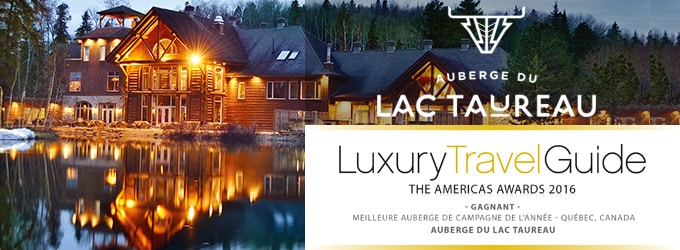 auberge du lac taureau americas rewards 2016