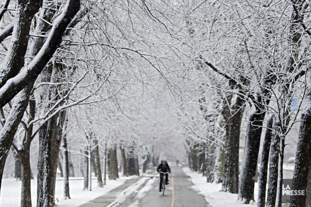 neige novembre 2016 quebec
