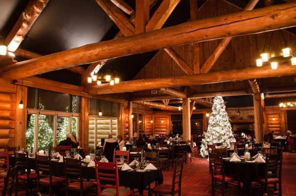 Auberge Lac Taureau à Noel