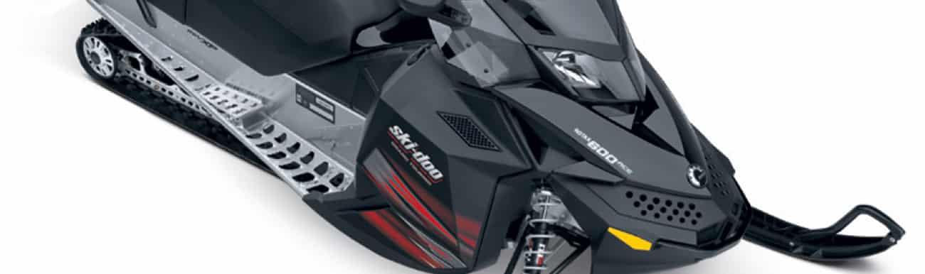 motoneige grand touring 600cc