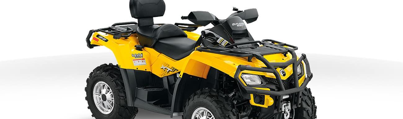 quad outlander max 650cc