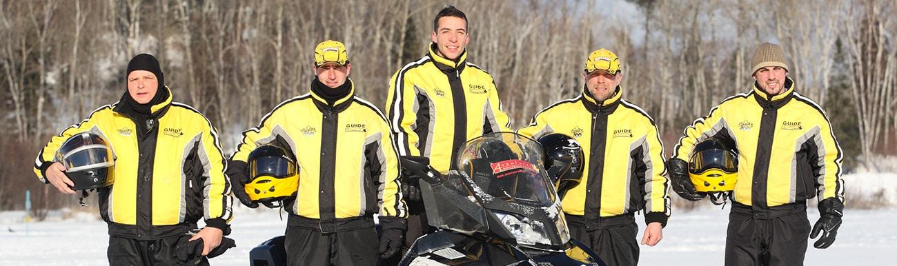 guide motoneige canada