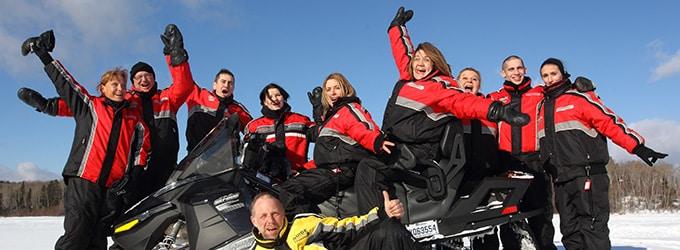 voyage groupe canada