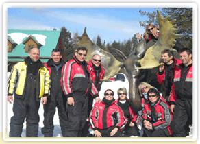 Charlotte nous raconte son voyage au Canada avec les Ours
