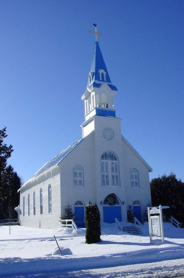 Eglise Quebec