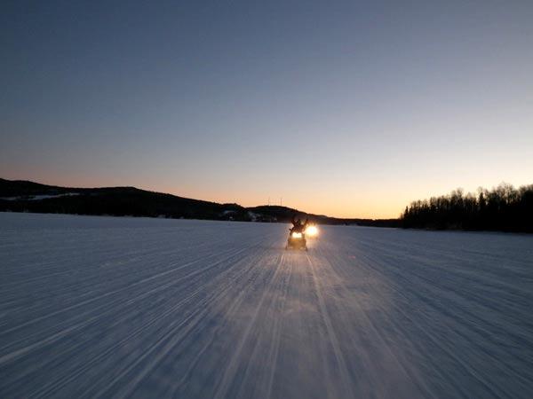 paysage du Quebec