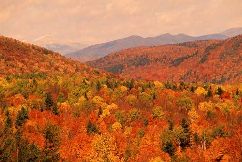 automne québec