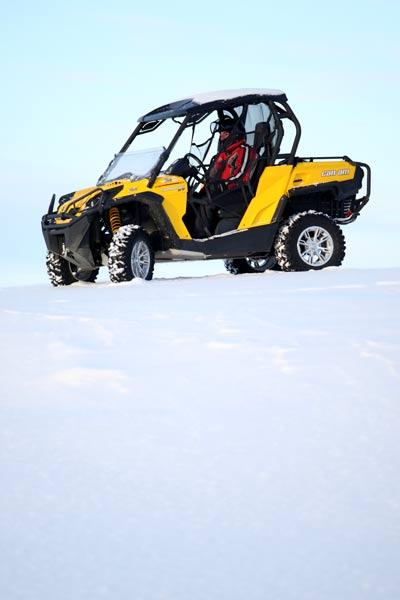 buggy neige quebec