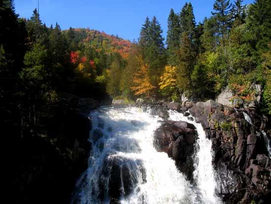 cascade au canada