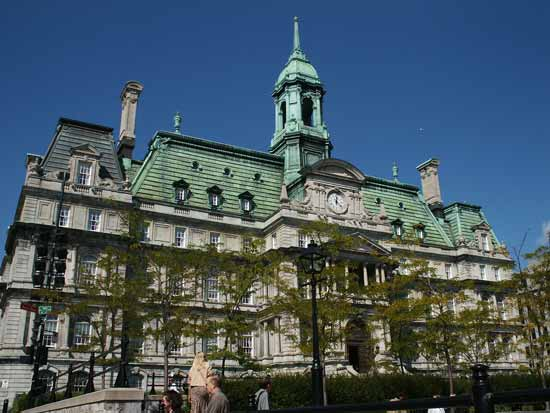 montreal parlement