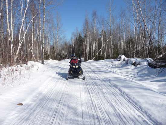 scooter des neiges quebec