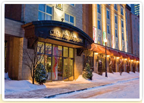 Un Hôtel 4 étoiles dans le Vieux-Québec