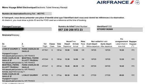 Acheter vous mêmes votre billet au meilleur prix  billet avion electronique 9040e71968ef
