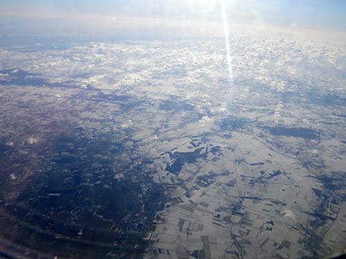 montreal vue aerienne