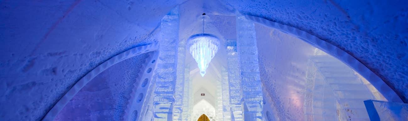 hotel de glace