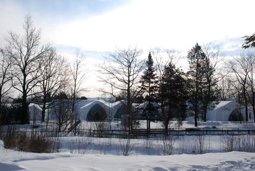 hotel neige