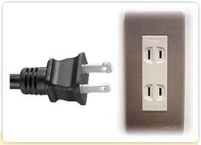 Vais-je pouvoir brancher mes appareils électriques au Canada?