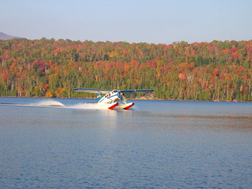 visiter lac quebec