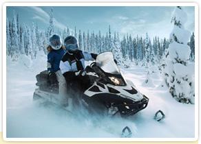 Catalogue des voyages en raid motoneige 2014