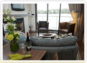 L'hôtel, les suites, le spa de l'Esterel en images