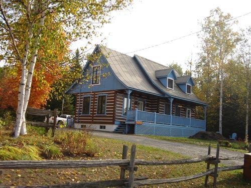 maison du canada