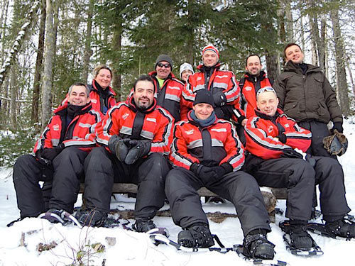 groupe foret quebec
