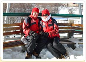 Le voyage au Canada d'Alain et Francine en images
