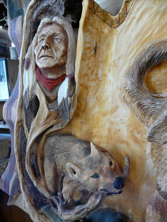 sculpture bois 5