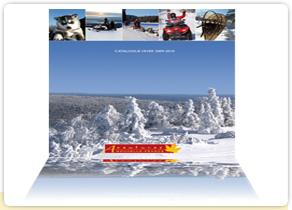 Catalogue des séjours d'hiver au Québec 2014