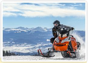Nouvelle motoneige EXPERT 1200 pour le Raid Expert