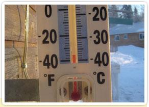 Prévisions météo pour l'hiver 2015 au Canada et au Québec