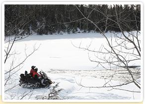 Séjour au Canada (Québec) en janvier & février