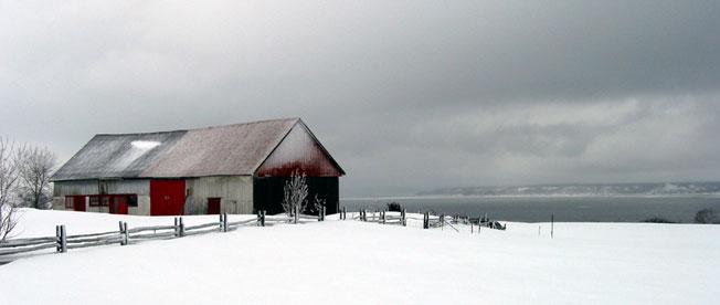 Photographier l'hiver : Conseil et astuce photo