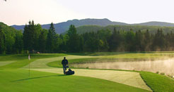 sejour golf au canada